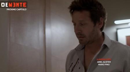 Avance: Joaquín llegará a su casa con la camisa ensangrentada