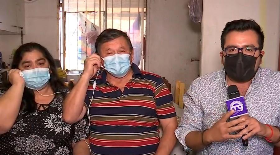 """""""Por favor, cuídense"""": Padre lamenta la muerte de su hija tras contagiarla con covid-19"""