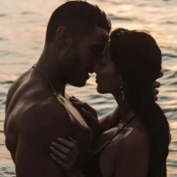 Flavia Medina le dedicó un lindo mensaje de amor a su novio
