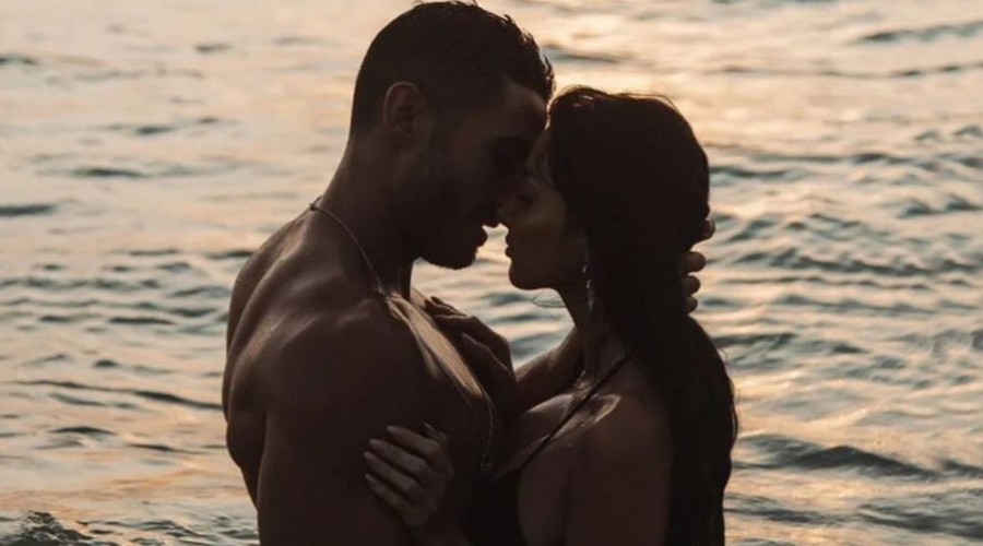 """""""Amo ser tu consentida, tu mujer, tu amada, tu amor"""": El lindo mensaje de amor de Flavia Media para su novio"""
