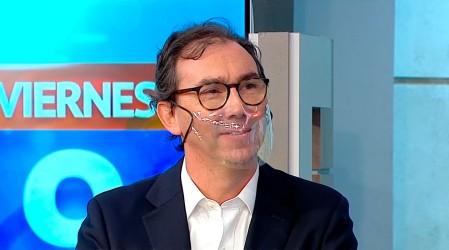 """Ministro Raúl Figueroa en entrevista exclusiva en Mucho Gusto: La vuelta a clases """"no es un capricho"""""""