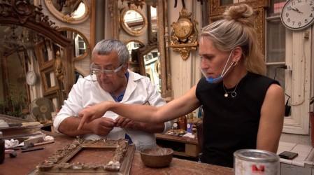 Reparar, transformar y revalorizar: Virginia Demaría da nueva vida a los objetos viejos