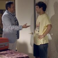 Miguel encontró a Renato intruseando las cosas de Ágata