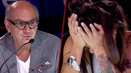 El versus de Denise Rosenthal y Luis Gnecco: La polémica pelea que se tomó el quinto capítulo de Got Talent