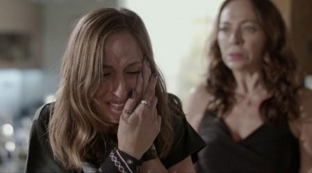 Flavia abofeteó a Miranda