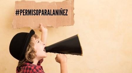 Red de Crianza Respetuosa exige permiso para niños y niñas en horarios determinados