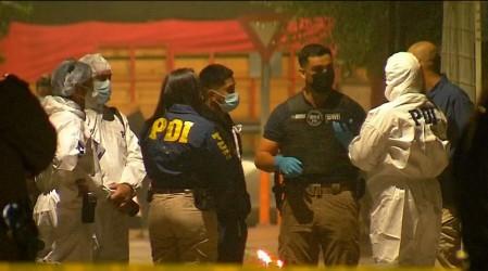 """""""Estaba triste"""": Hijo de presunto parricida en San Bernardo señala posible depresión de su padre"""