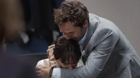 El dolor de Teresa y Joaquín