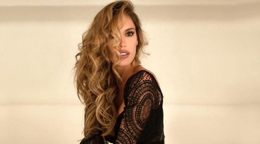 """""""Diosa del amor"""": Gala Caldirola sorprende con atrevido desnudo en redes sociales"""