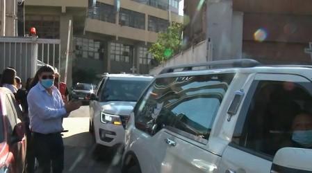 Parricidio en San Bernardo: Tres carabineros fueron dados de baja por error en el procedimiento