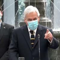 Presidente Piñera indica que llevará al TC el tercer retiro del 10% de ser necesario