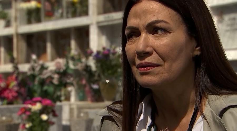 """""""Eres la responsable de todas nuestras desgracias"""": Las palabras que Rocío le dedicó a su madre en la tumba"""