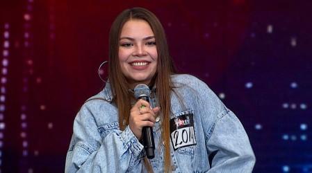 Katia Guerrero sorprendió con su dulzura e increíble voz
