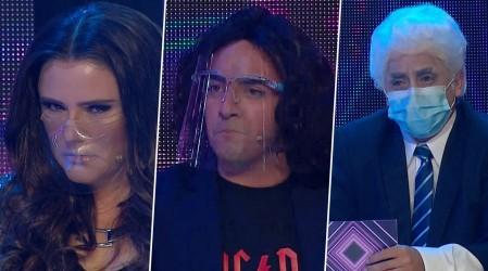 """""""Son idénticos"""": Jurado de """"No Soy"""" saca elogios en redes sociales tras su debut en Mi Barrio"""