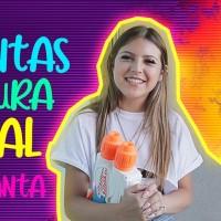 Ignacia Antonia y Amaranta Venegas respondieron preguntas de cultura general