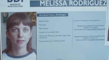 ¿Quién es Melissa?: Conoce qué es lo que se sabe hasta ahora de su extraña desaparición