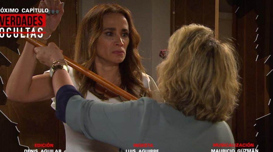 Avance: Samanta se enfrentará a Leticia