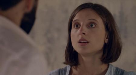 Catalina amenazó a Germán