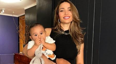 """""""Me quedé temblando"""": Lisandra Silva compartió difícil situación que vivió en un Banco junto a su pequeño hijo"""