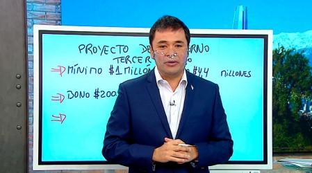 Nuevo tercer retiro del 10%: Roberto Saa explica todo lo que debes saber del proyecto del Gobierno
