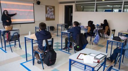 Colegios en comunas que avanzan a Transición podrán volver a clases presenciales