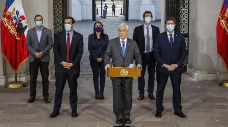 Presidente Piñera finalmente decide promulgar el tercer retiro del 10% de las AFP