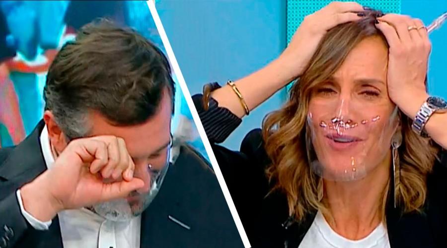 """""""Se me olvidó su nombre"""": Diana vive chascarro en vivo al confundir a Sebastián Sichel con Humberto Sichel"""