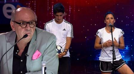 La polémica de la noche: Catalina Vega y Diego Urzúa demostraron su descontento tras la votación del jurado