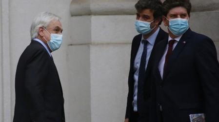 Presidente Piñera ingresa proyecto de bono de 200 mil a afiliados de AFP sin fondos