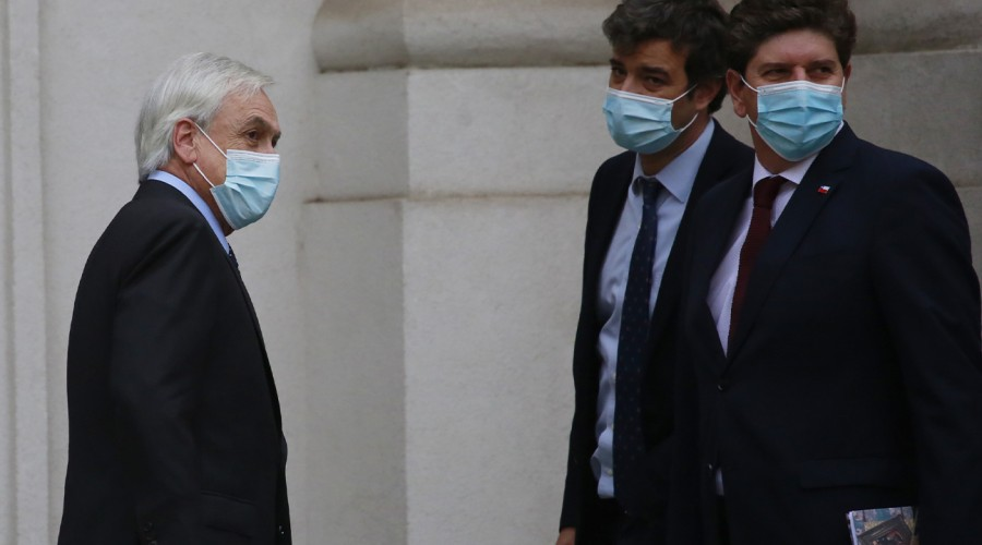 Presidente Piñera ingresa proyecto de bono de 200 mil pesos a afiliados de AFP sin fondos