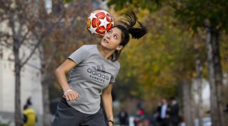 La freestyler chilena Cata Vega se indignó con el jurado de Got Talent Chile