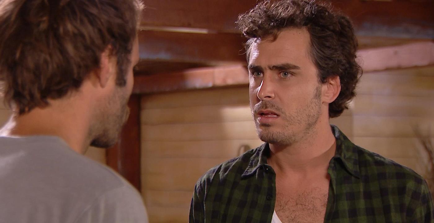 Franco se enteró de la traición de Luca con Juliette - Capítulo 104