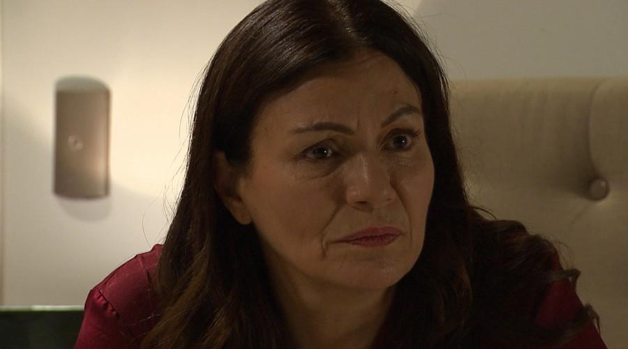 Rocío está preocupada por Martina