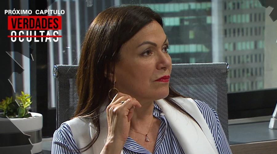 """Te amo Rocío empoderada"": Seguidores de Verdades Ocultas celebraron escena de la abogada en su oficina"