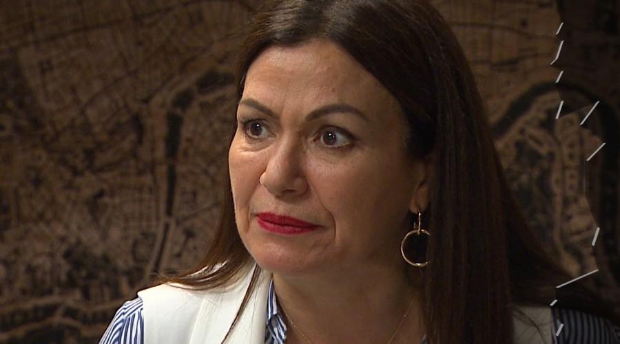 Rocío volvió a su oficina: Seguidores de Verdades Ocultas aplauden la osadía de la mamá de Martina