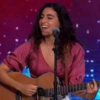 Montserrat Rodríguez cautivó con su simpleza y gran talento en el canto