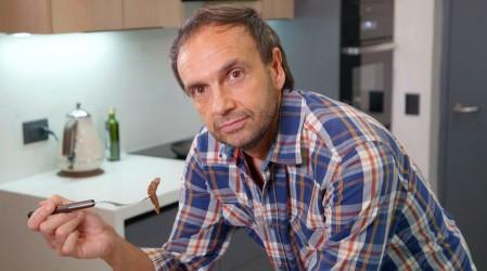 Rodrigo Sepúlveda puso a prueba sus habilidades culinarias
