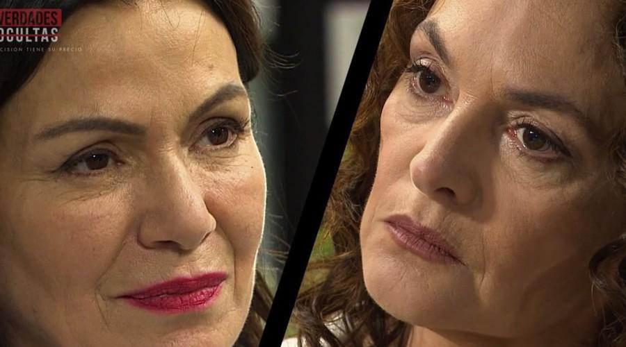 Fans de Verdades Ocultas quedaron expectantes ante el encuentro entre Rocío y Agustina
