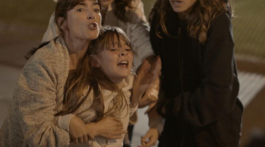 """""""Un Oscar para la niña"""": Las reacciones de fanáticos tras pelea del comisario Leiva y Joaquín"""