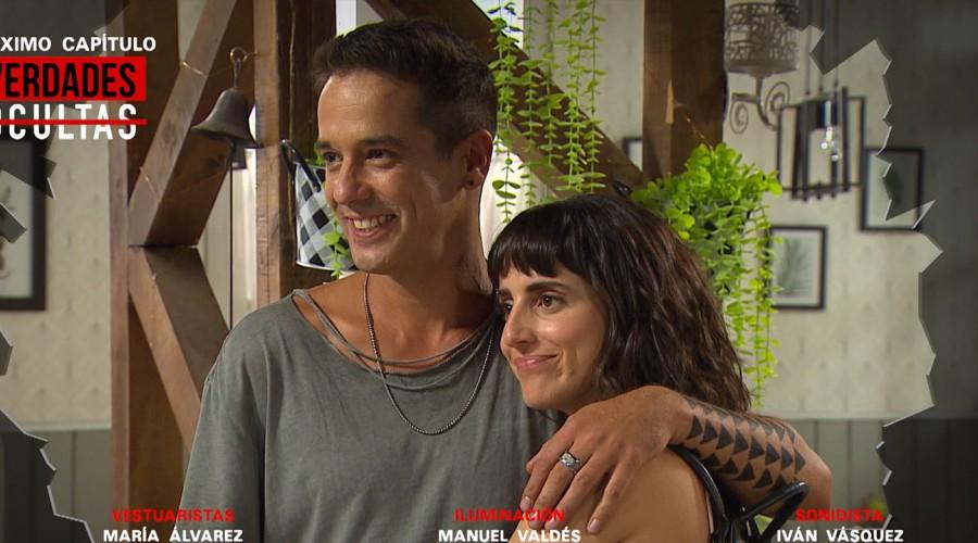 Avance: Cristóbal y Martina no dejarán de estar juntos