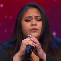 """""""Con sólo acordarme me emociono"""": Ely Arrué y los minutos sobre el escenario de """"Got Talent Chile"""""""