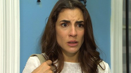 Olivia se enteró que Ricardo tiene una amante