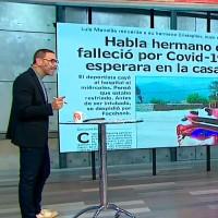 """""""Me importa un bledo el movimiento anti-vacuna"""": José Antonio Neme dispara contra negacionistas del covid"""