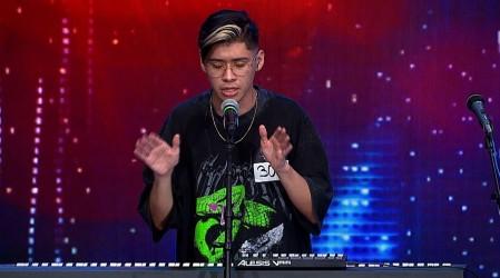 Ganador Botón de Oro: Isaac Vera sorprendió con un original espectáculo y se coronó como el mejor de la noche