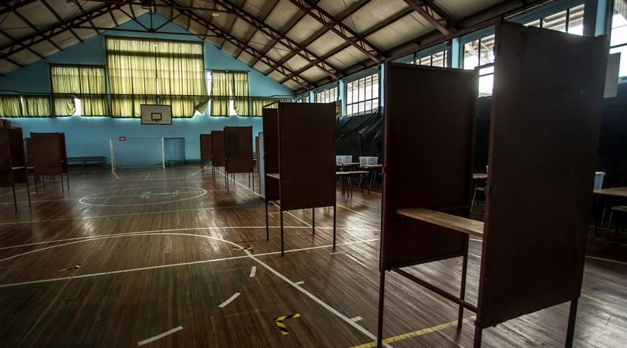 Megaelección 2021: Se abren las mesas de votación a lo largo del país