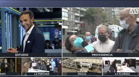 """Mejor que la teleserie"": Fernando Godoy recibió hilarante e inesperada respuesta de entrevistado"