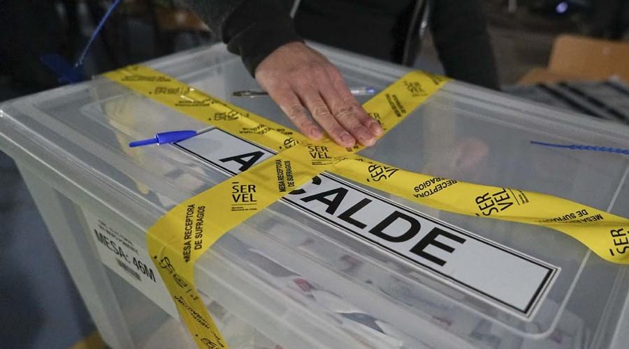 Suspensión de mesas y cierre de urnas a nivel nacional