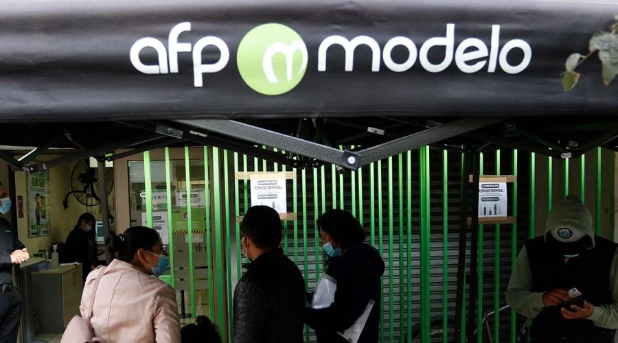 Última AFP habilita la solicitud para recibir el bono de los $200 mil