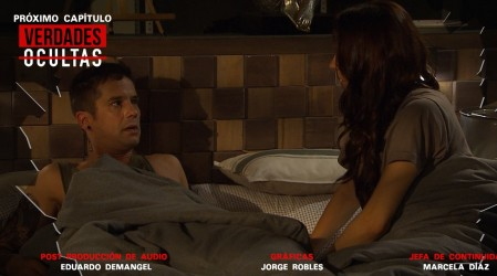 Avance: Olivia le preguntará a Cristóbal sobre Leonardo