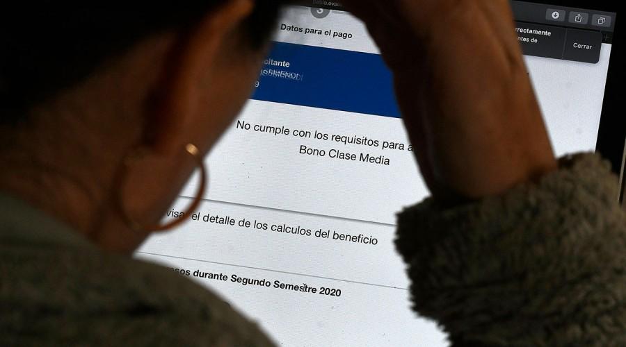 Sigue abierta la etapa de apelación: Revisa hasta cuándo puedes reclamar por el Bono Clase Media
